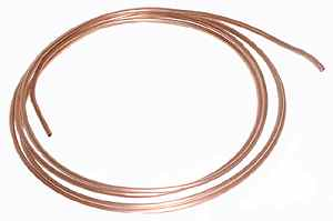 "1/4"" Copper Fuel Pipe"