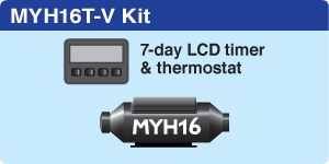 MYH16T Vehicle + 7-day LCD Timer